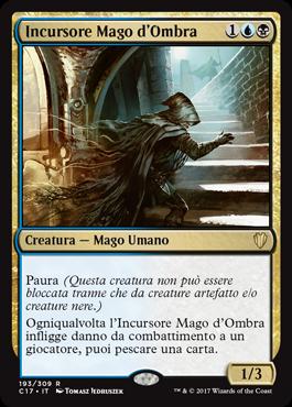 Incursore Mago d'Ombra