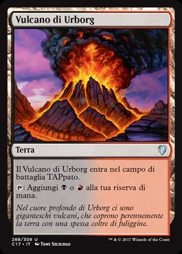 Vulcano di Urborg