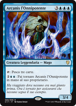 Arcanis l'Onnipotente