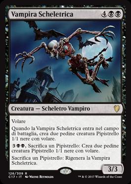Vampira Scheletrica