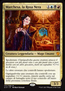 Marchesa, la Rosa Nera