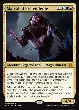 Mairsil, il Pretendente