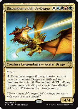 Discendente dell'Ur-Drago