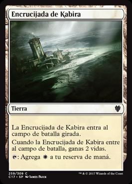 Encrucijada de Kabira