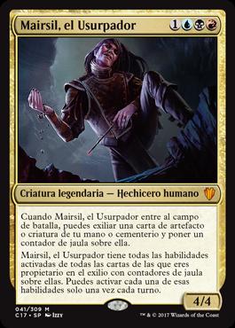 Mairsil, el Usurpador