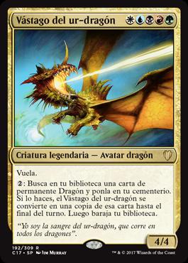 Vástago del ur-dragón