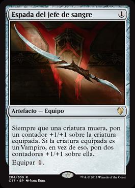 Espada del jefe de sangre