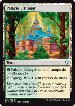 Palacio Elfhogar
