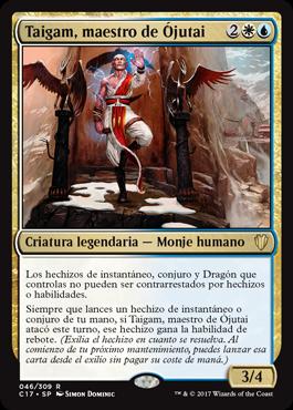 Taigam, maestro de Ójutai