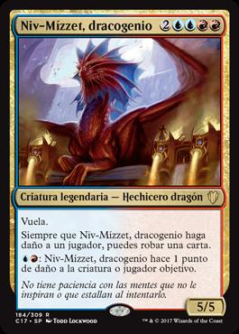 Niv-Mízzet, dracogenio