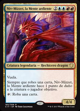 Niv-Mízzet, la Mente ardiente
