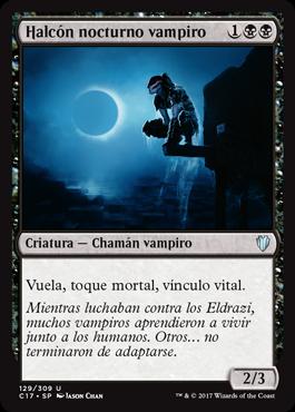 Halcón nocturno vampiro