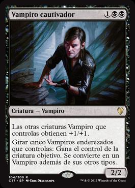Vampiro cautivador