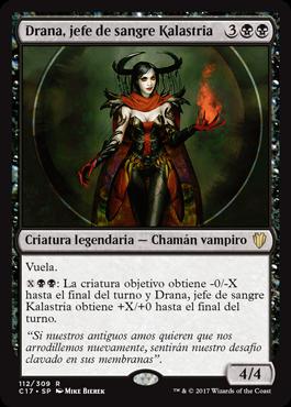 Drana, jefe de sangre Kalastria