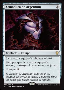 Armadura de argentum
