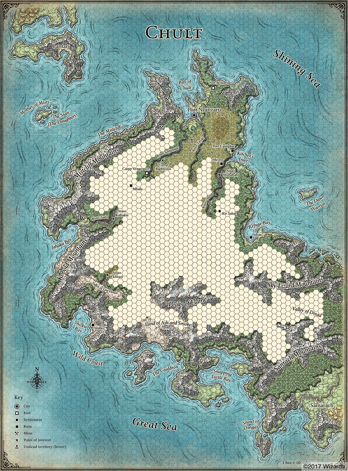 All freely available tomb of annihilation maps dnd player map of chult gumiabroncs Image collections