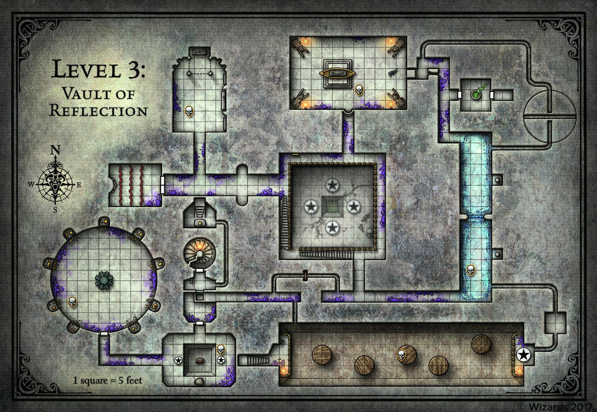 tomb of the nine gods 5e pdf rewards