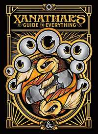 Xanathars guide to everything dungeons dragons hobby store exclusive fandeluxe Gallery