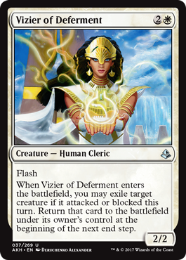 Vizier of Deferment