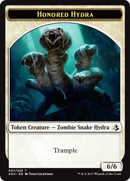 Honored Hydra | MAGIC: THE GATHERING