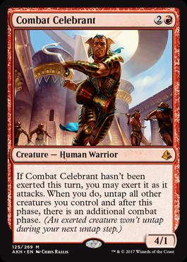 Combat Celebrant