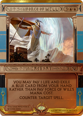 Force of Will Invocation