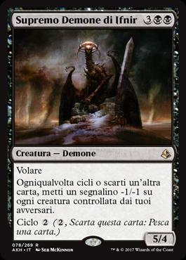 Supremo Demone di Ifnir