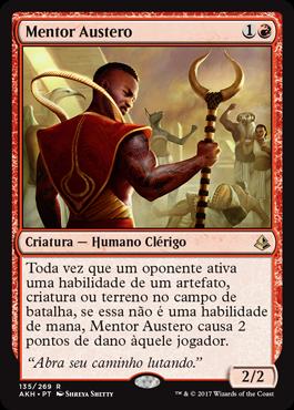 Mentor Austero
