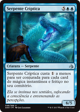 Serpente Críptica