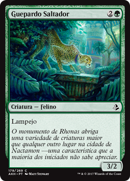 Guepardo Saltador