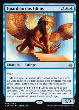 Guardião dos Glifos