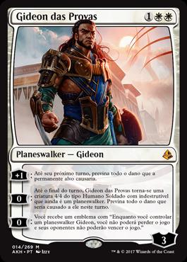 Gideon Paradigma Marcial