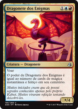 Dragonete dos Enigmas