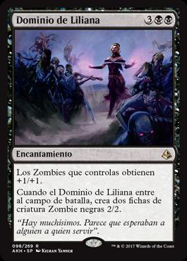 Dominio de Liliana