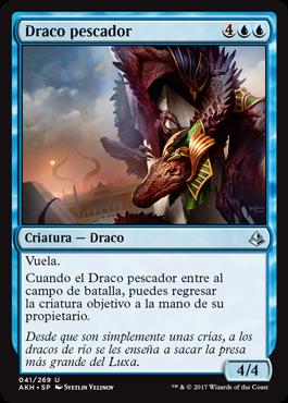 Draco pescador