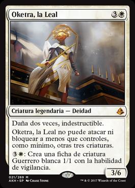 Oketra, la Leal