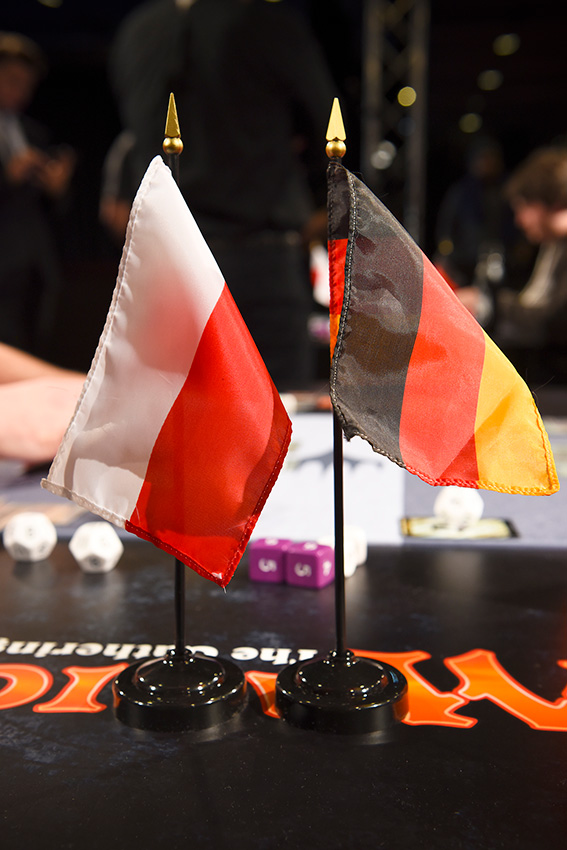 Semifinals: Germany vs  Poland | MAGIC: THE GATHERING