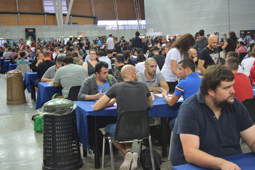 Magic grand prix prizes for students