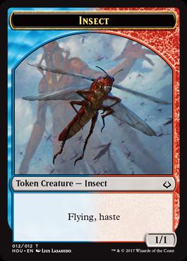 昆虫トークン