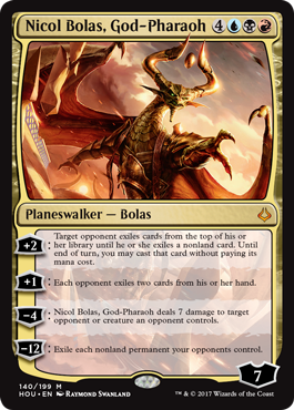 Nicol Bolas, Got Pharoh