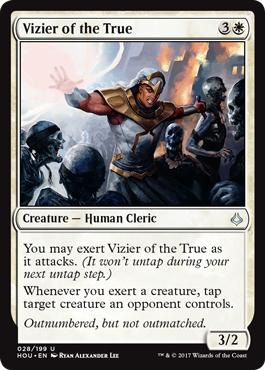Vizier of the True