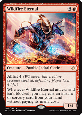 Wildfire Eternal