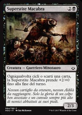 Superstite Macabra