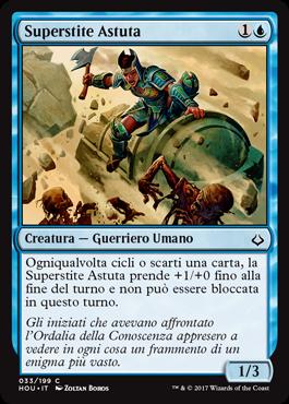 Superstite Astuta