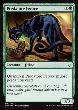 Predatore Feroce