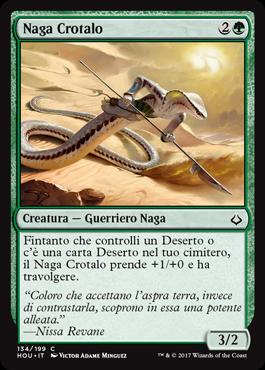 Naga Crotalo