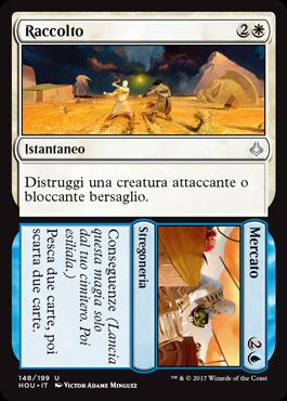 Raccolto // Mercato
