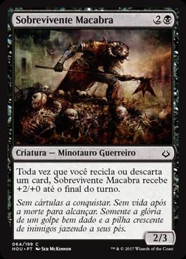 Sobrevivente Macabra
