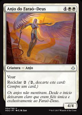 Anjo do Faraó-Deus
