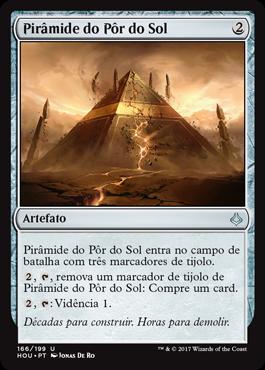 Pirâmide do Pôr do Sol